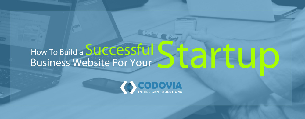 Successful Business Website For Startup